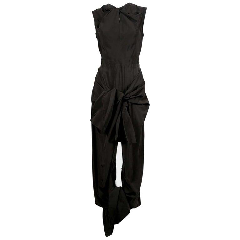 CELINE by Phoebe Philo black dress - Resort 2016 For Sale