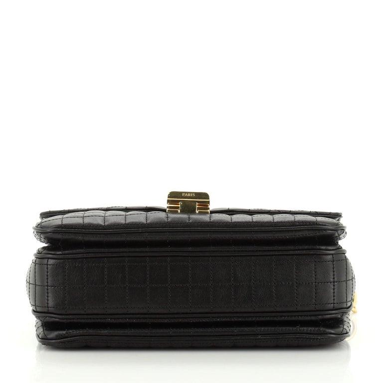 Women's or Men's Celine C Bag Quilted Leather Medium