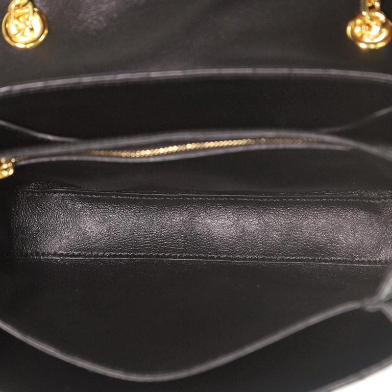 Celine C Bag Quilted Leather Medium 1
