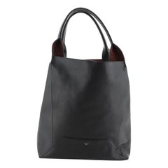 Celine Cabas Tote Leather Large