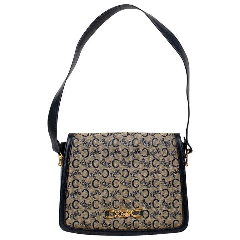 Céline Carriage Flap Bag For Sale