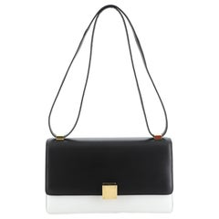 Celine Case Flap Bag Leather Small
