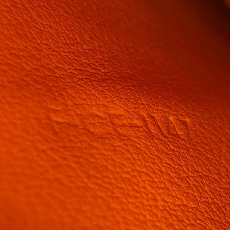 Celine Classic Box Bag Grainy Leather Medium For Sale 3
