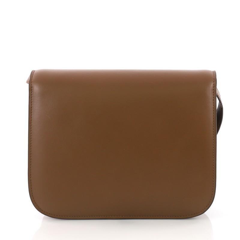 36af5a7989 Celine Classic Box Bag Smooth Leather Medium at 1stdibs