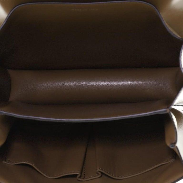 Celine Classic Box Bag Smooth Leather Medium For Sale 1