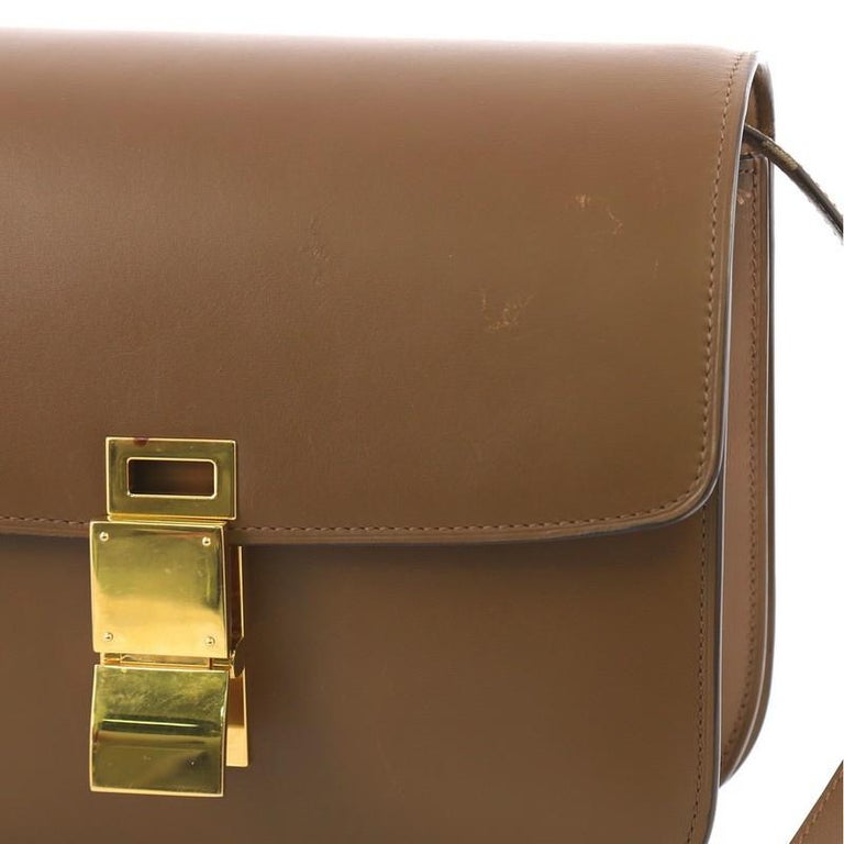 Celine Classic Box Bag Smooth Leather Medium For Sale at 1stdibs 47ceed87a3