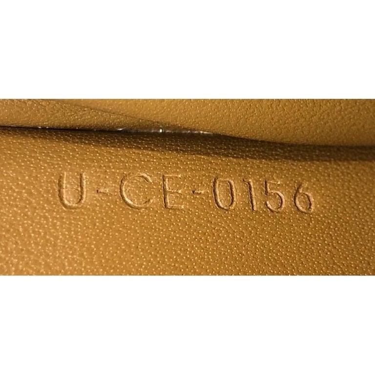 Celine Classic Box Bag Smooth Leather Medium For Sale 2