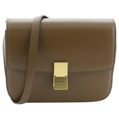 Celine Classic Box Bag Smooth Leather Medium
