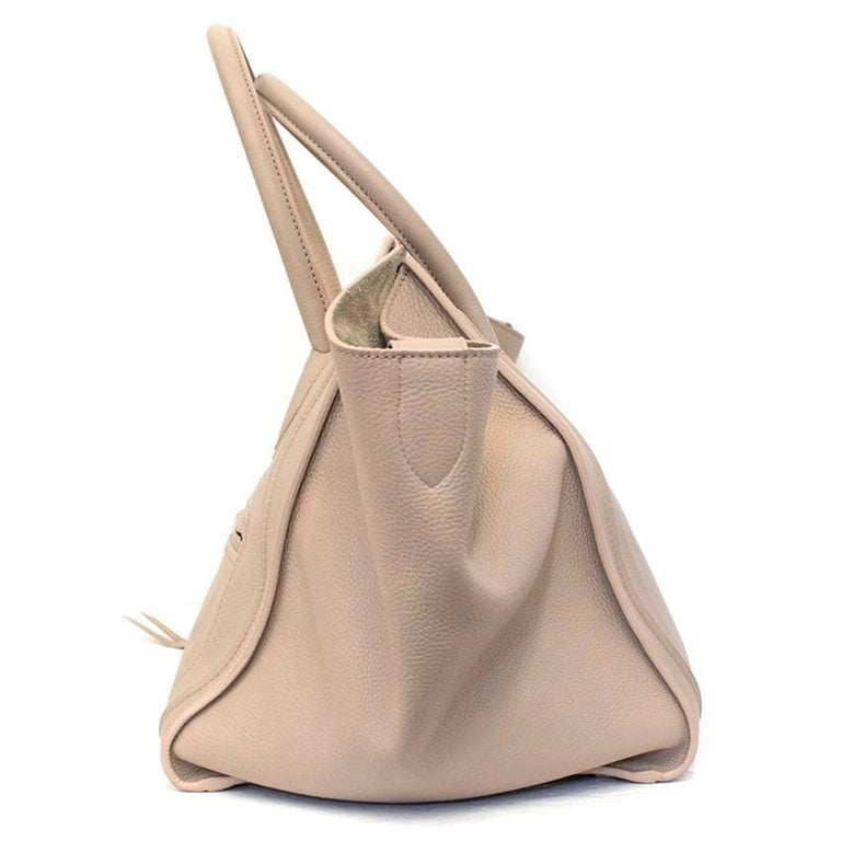Women's Celine Cream Large Phantom Tote For Sale