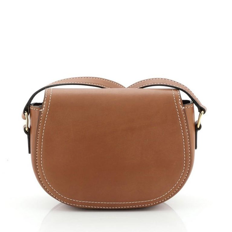 Celine  Crecy Bag Leather Small In Good Condition For Sale In New York, NY