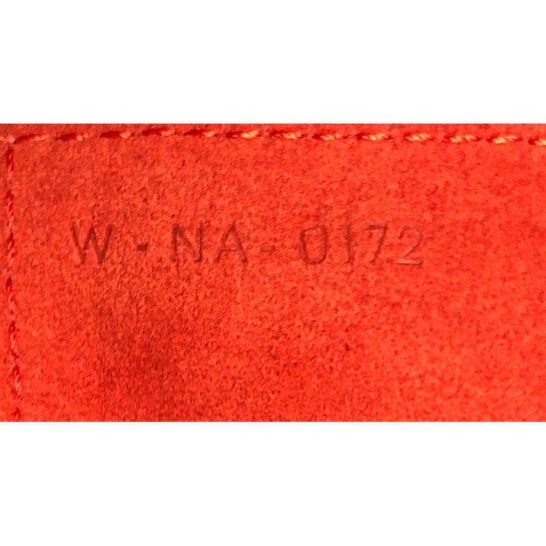Celine Diamond Shoulder Bag Leather and Suede Large For Sale 2