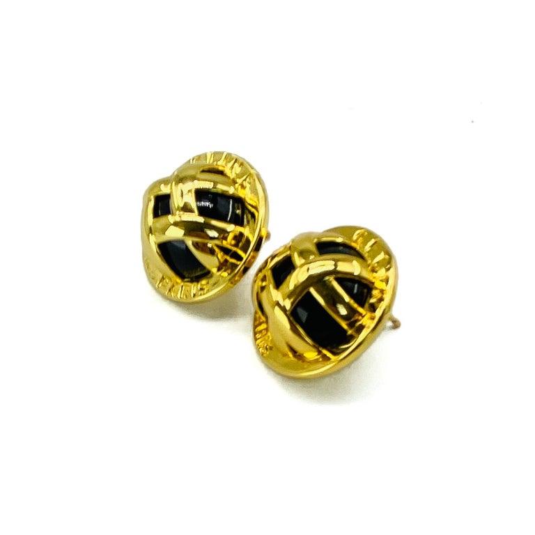 CELINE Earrings Y2K for Pierced Ears For Sale 1