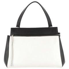 Celine Edge Bag Leather Large