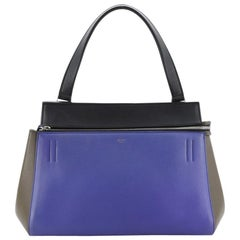 Celine Edge Bag Leather Small