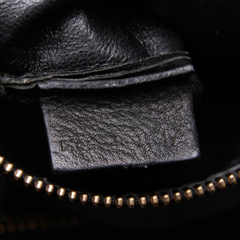 Celine Gray x MultiWool Racer Stripe Medium Luggage For Sale 3