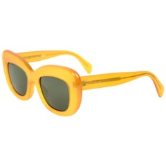 Celine Honey Diane Oversized Sunglasses CL41432/S