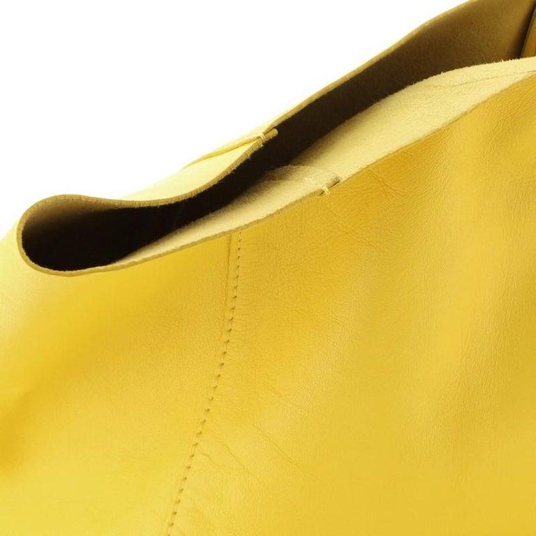 Celine Horizontal Cabas Tote Leather Large 2