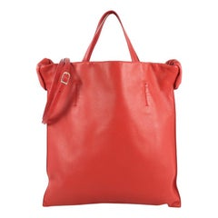 Celine Knots Tote Leather Medium