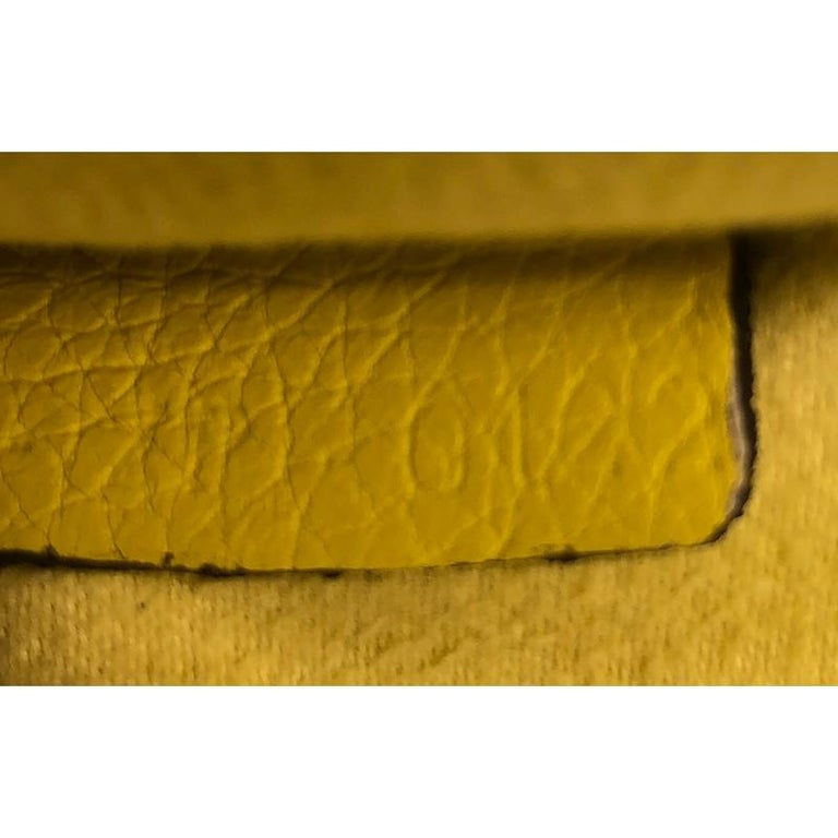 Celine Luggage Bag Grainy Leather Nano For Sale 5