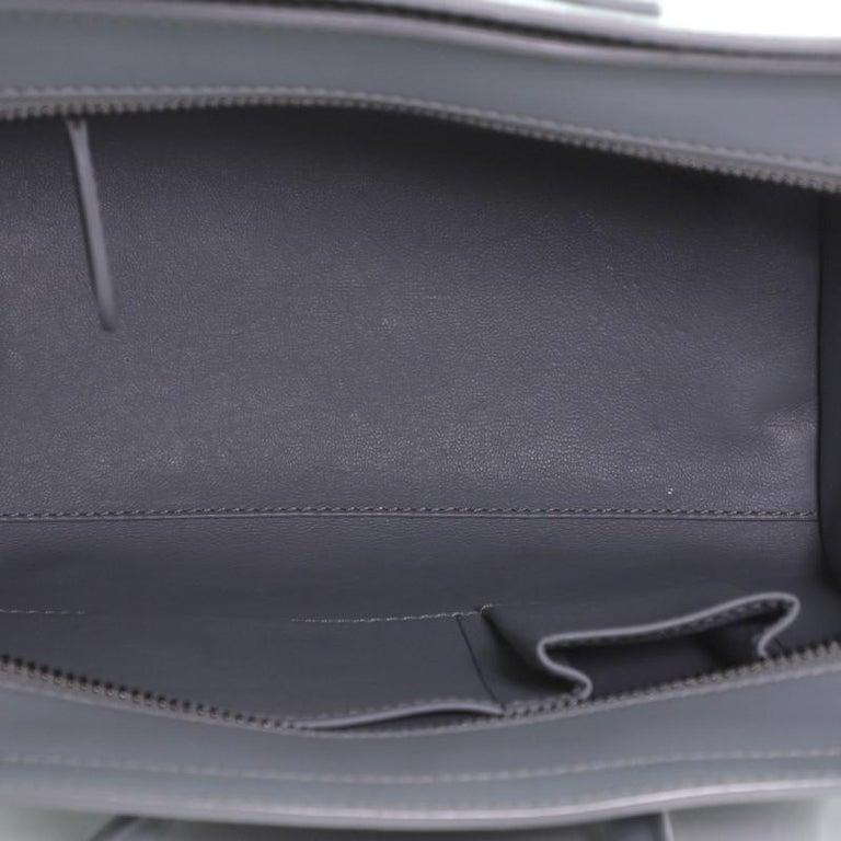 Celine Luggage Bag Smooth Leather Micro 1