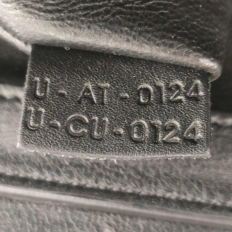 CÉLINE luggage Handbag in Blue Leather For Sale 2