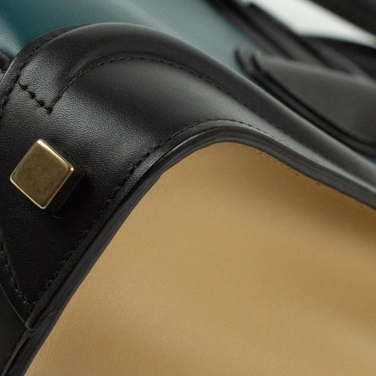 Celine, Luggage in multicolor leather For Sale 8