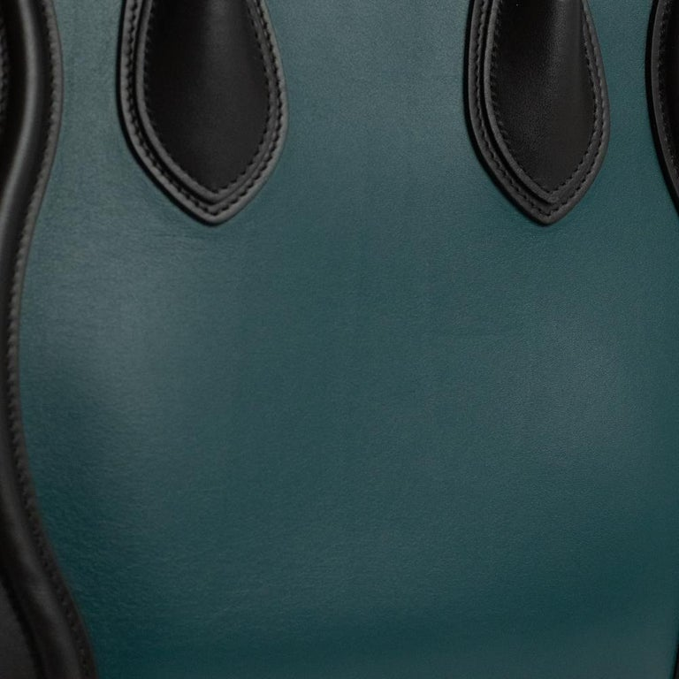 Celine, Luggage in multicolor leather For Sale 4