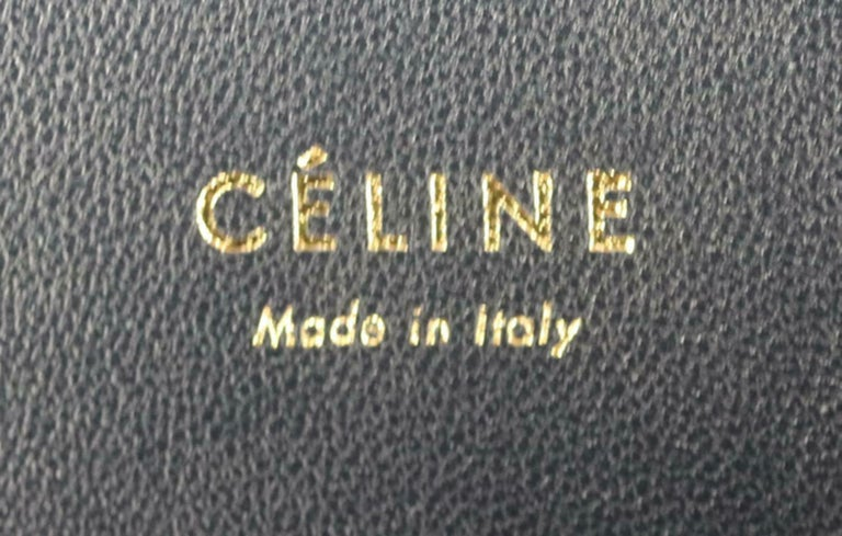 Celine Medium Python Phantom Luggage Tote Bag For Sale 6
