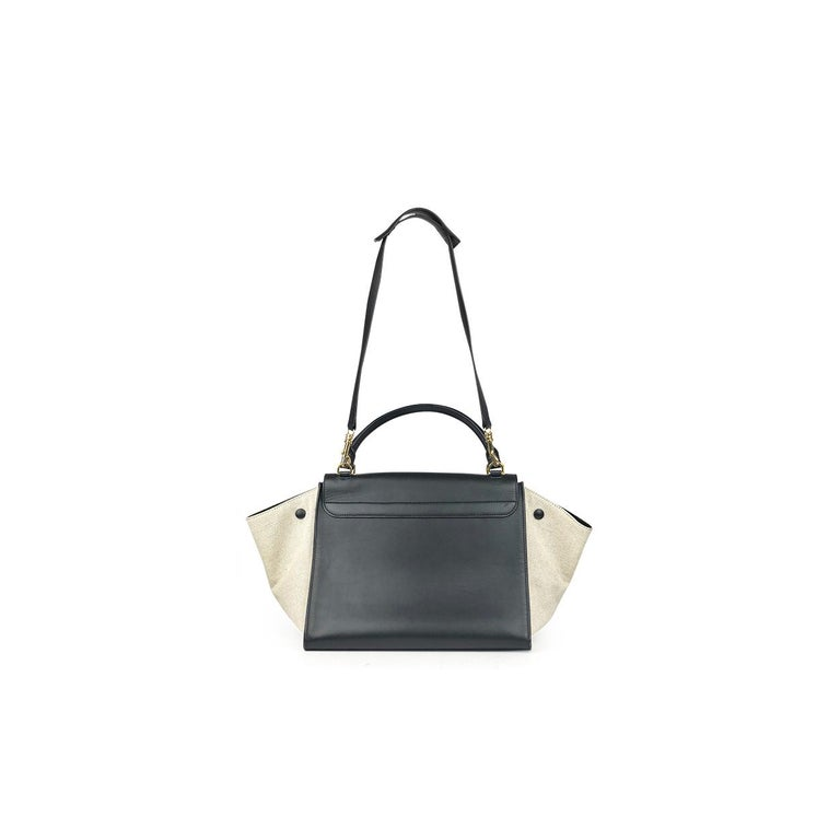 Céline Medium Trapeze Bag In Good Condition For Sale In Sundbyberg, SE