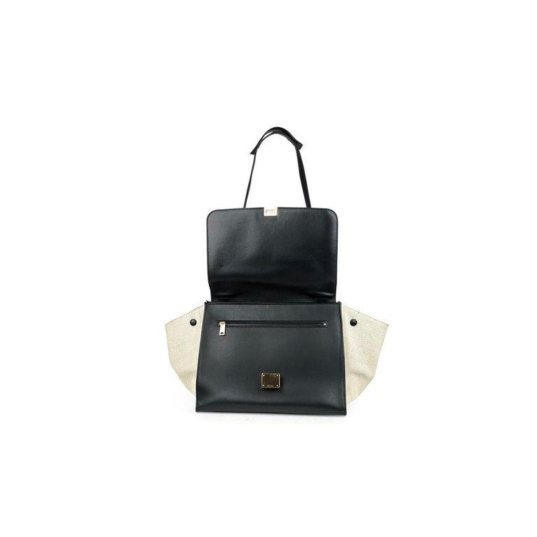 Céline Medium Trapeze Bag For Sale 1