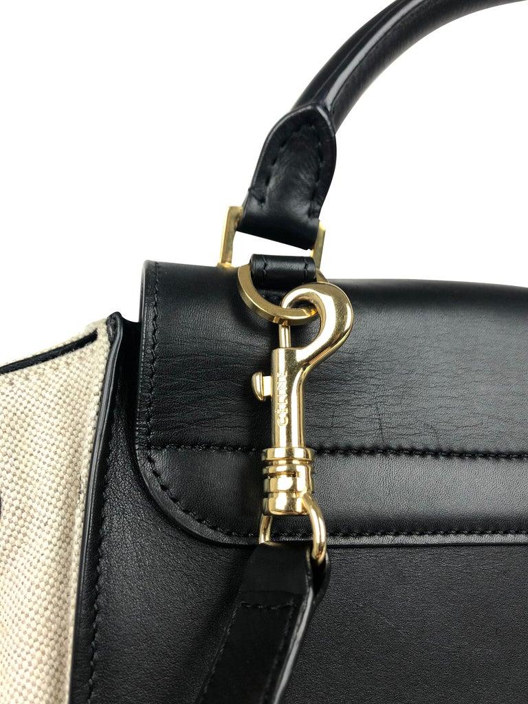 Céline Medium Trapeze Bag For Sale 4