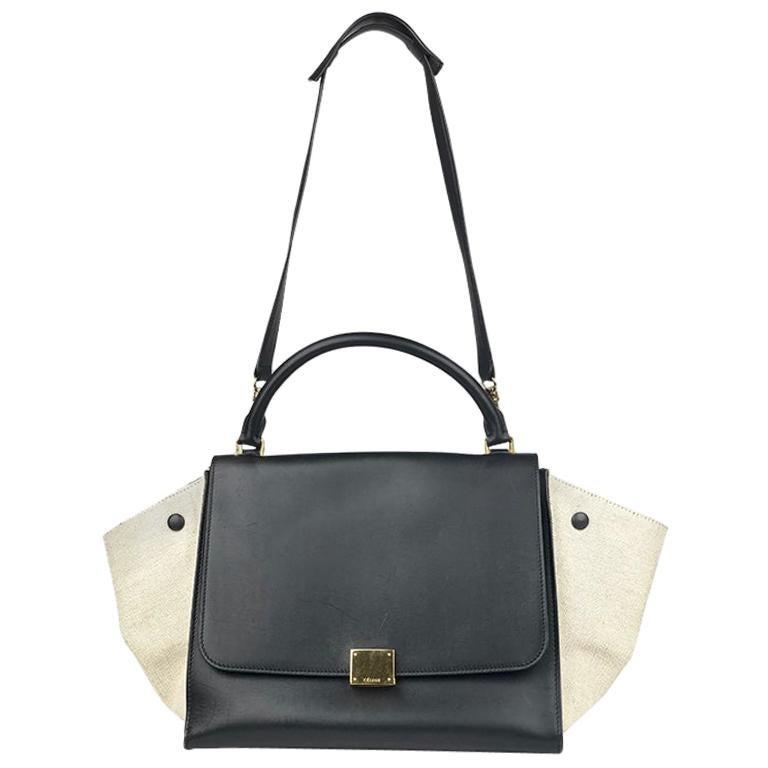 Céline Medium Trapeze Bag For Sale