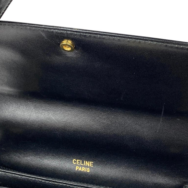 Celine Medium Triomphe Bag For Sale 7