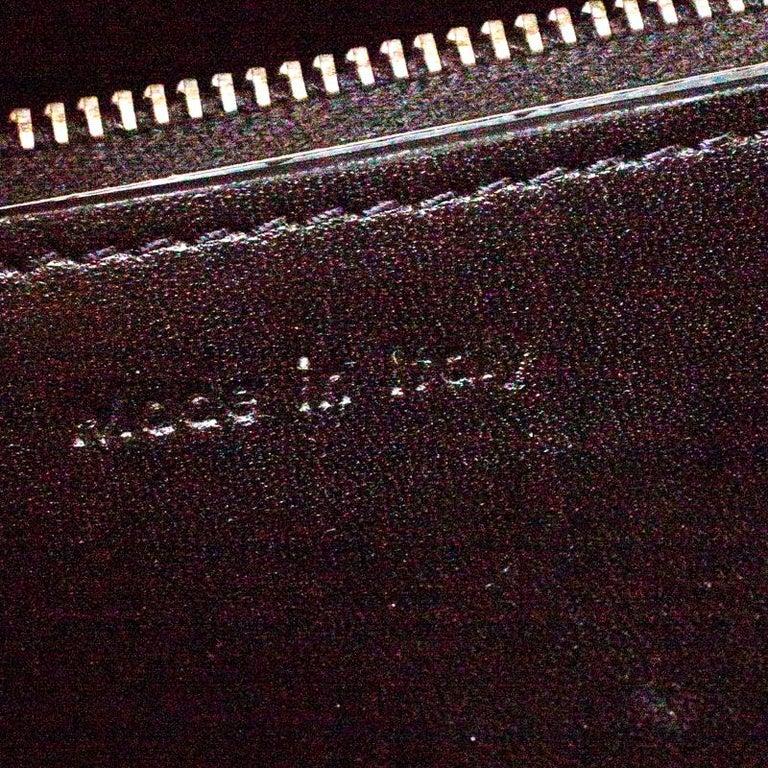Celine Metallic Silver Leather Medium Classic Box Shoulder Bag For Sale 5