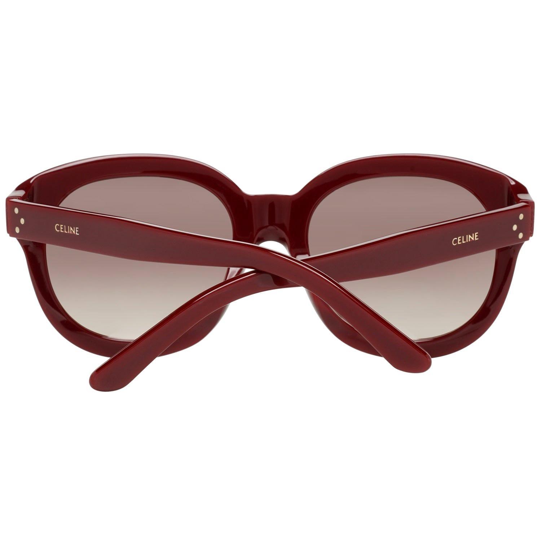Celine Mint Women Burgundy Sunglasses CL40071I 5669F 56-20-147 mm