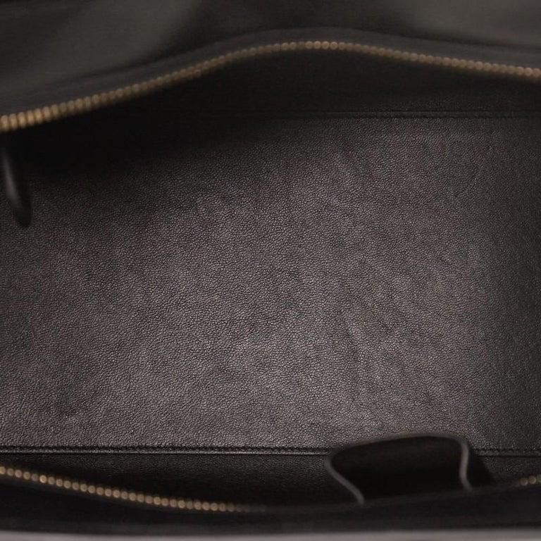 Celine Multicolor Luggage Bag Leather Mini For Sale 1
