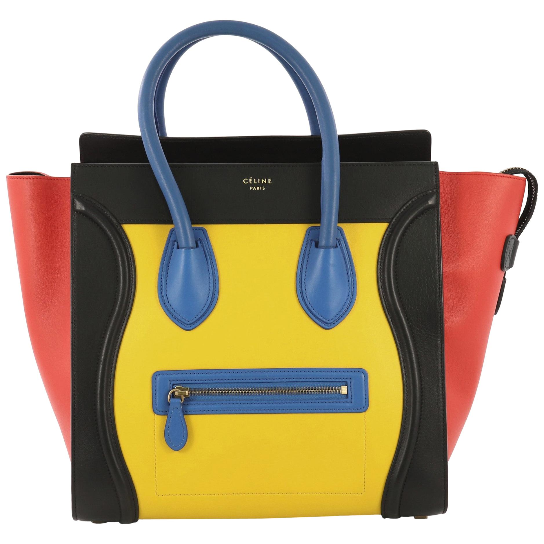 740da64837610 Celine Leather Handbags - 122 For Sale on 1stdibs