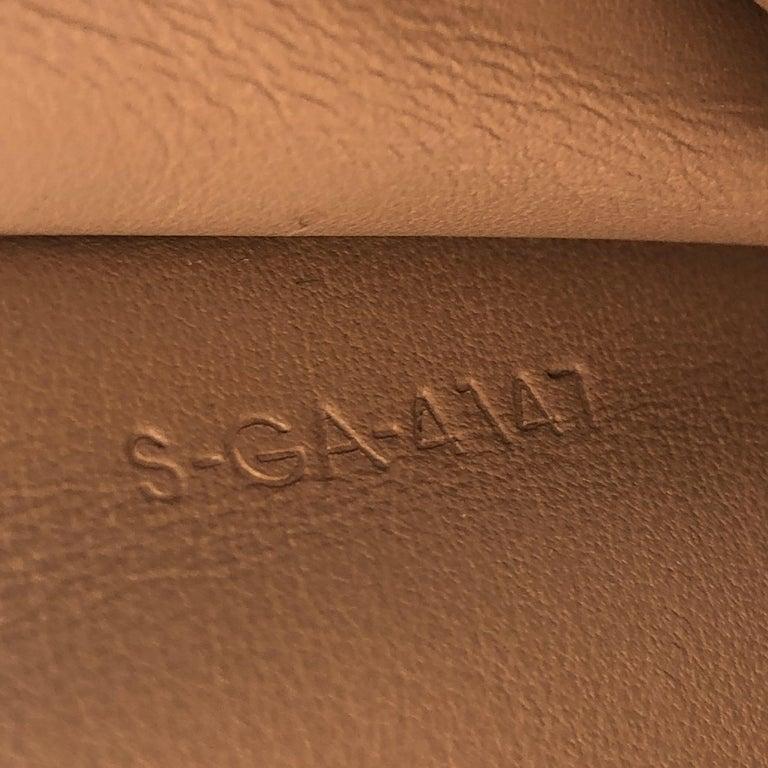 Celine Multifunction Strap Wallet Leather Large For Sale 2