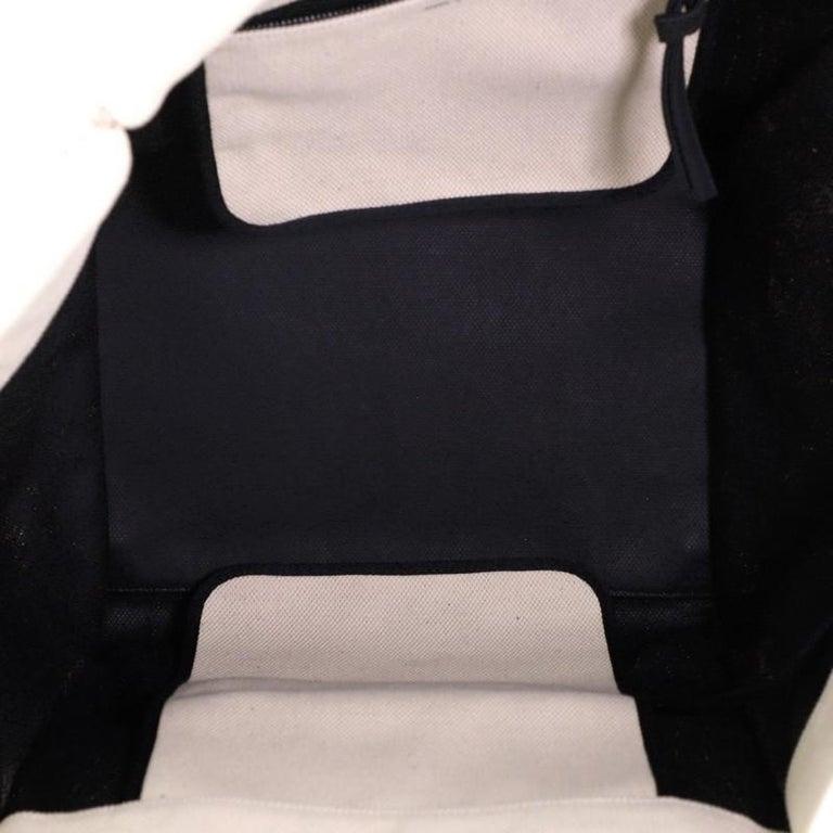 Celine Phantom Bag Canvas Large For Sale 2