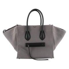 Celine Phantom Bag Canvas Medium
