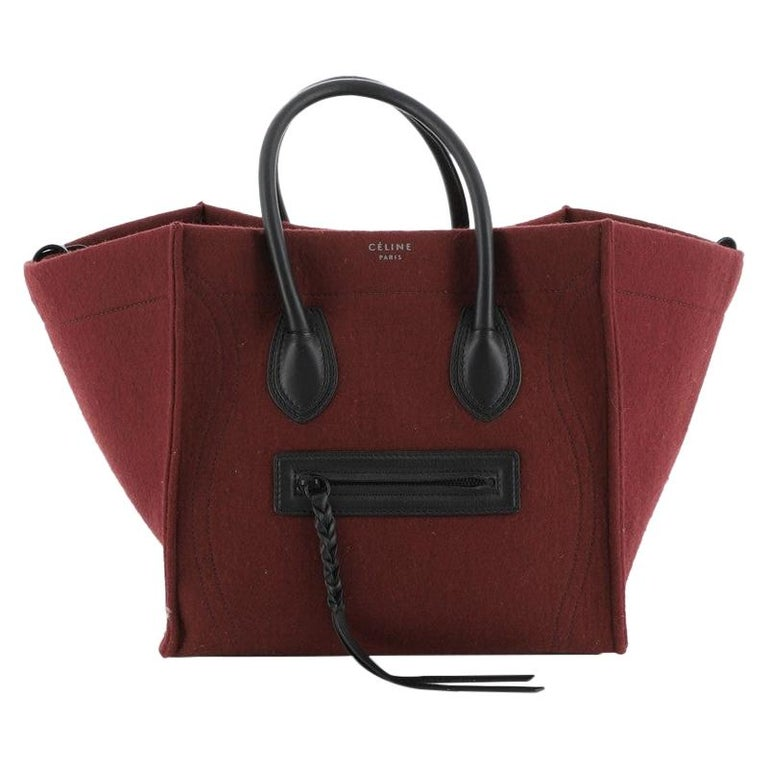 Celine Phantom Bag Felt Medium For Sale