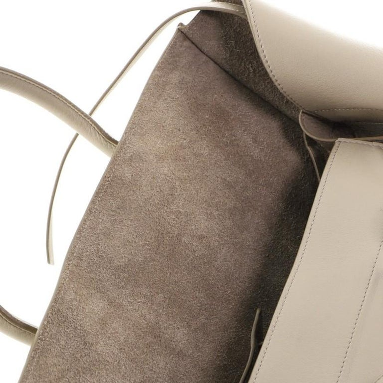Celine Phantom Bag Grainy Leather Medium For Sale 6