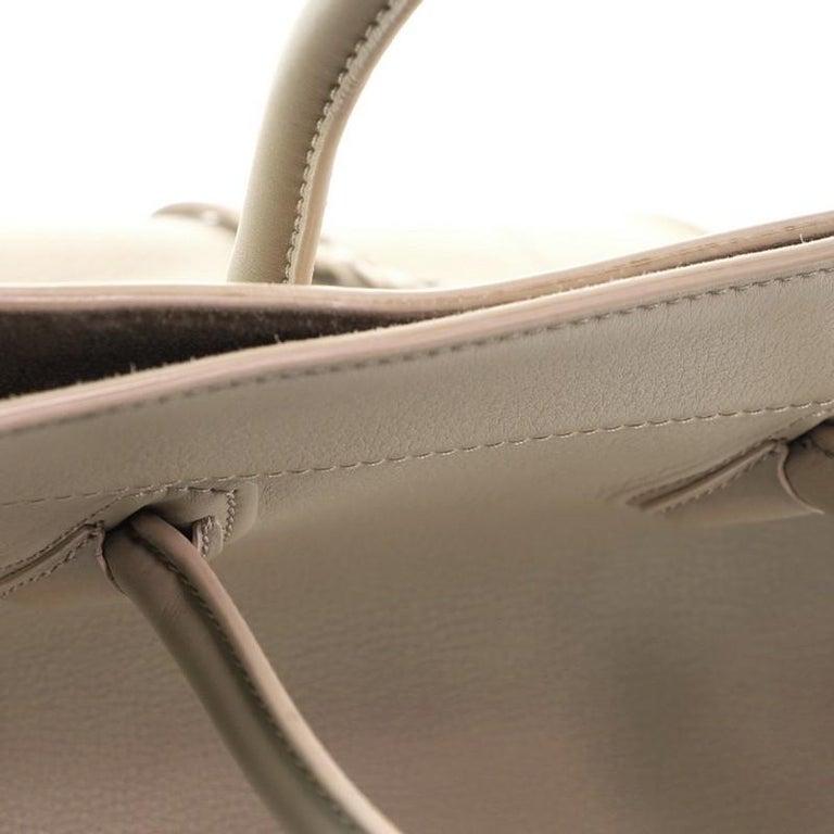 Celine Phantom Bag Grainy Leather Medium For Sale 7