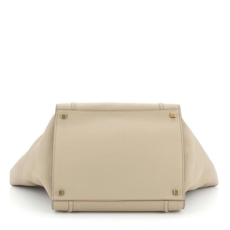 Celine Phantom Bag Grainy Leather Medium For Sale 1