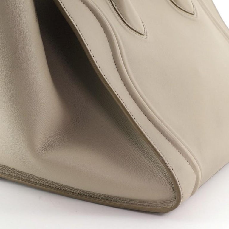 Celine Phantom Bag Grainy Leather Medium 2