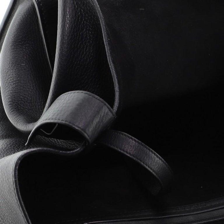 Celine Phantom Bag Grainy Leather Medium For Sale 3