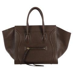 Celine Phantom Bag Grainy Leather Medium