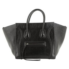 Celine Phantom Bag Patent Goatskin Medium