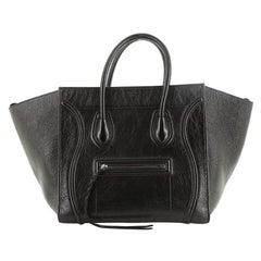 Celine Phantom Bag Patent Goatskin Medium