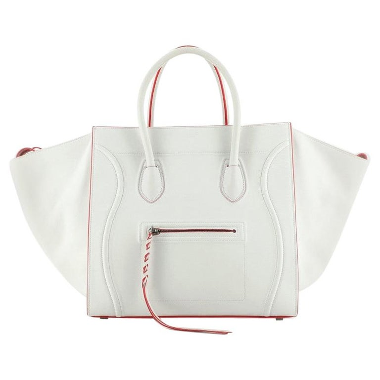 Celine Phantom Bag Smooth Leather Medium For Sale
